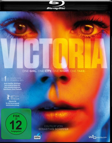 Victoria Blu-ray Review Cover