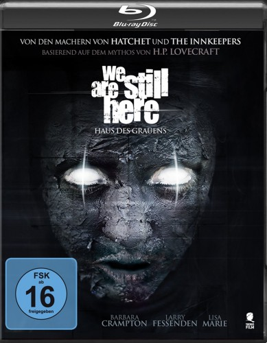 We are still here - haus des grauens Blu-ray Review Cover
