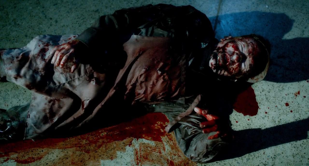 A Christmas Horror Story Blu-ray Review, Rezension, Kritik, uncut