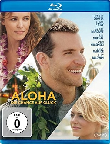 Aloha - Die Chance auf Glück Blu-ray Review Cover