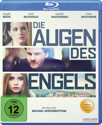 Augen des Engels Blu-ray Review Cover