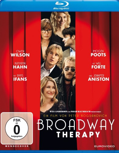Broadway Therapy Blu-ray Review Cover