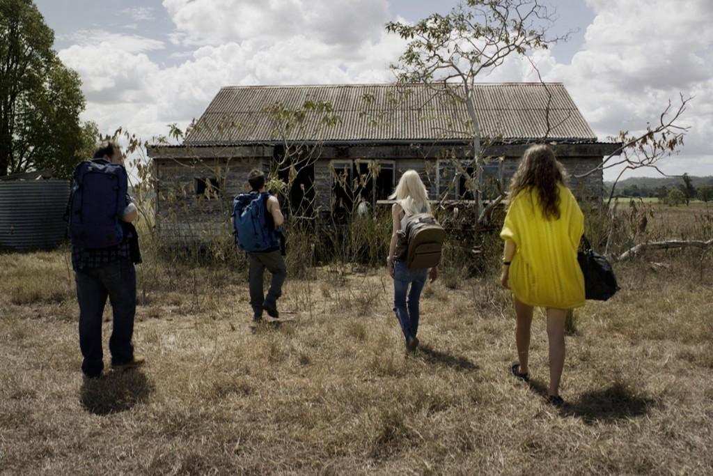 Charlie's Farm Blu-ray Review Uncut Szene 2