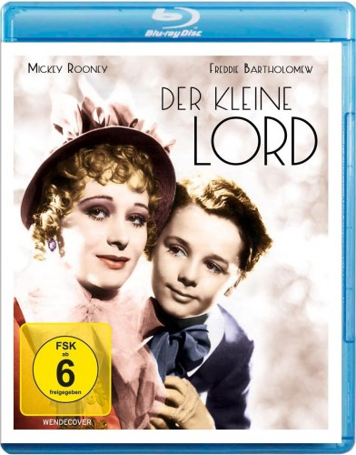 Der kleine Lord Blu-ray Review Cover