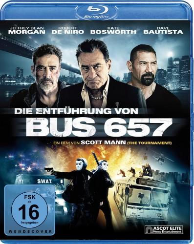 Die Entführung von Bus 657 Blu-ray Review Cover