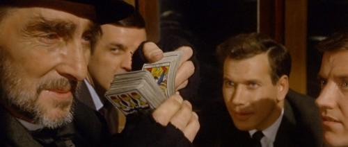 Die Todeskarten des Dr. Schreck Blu-ray Review Szene 1