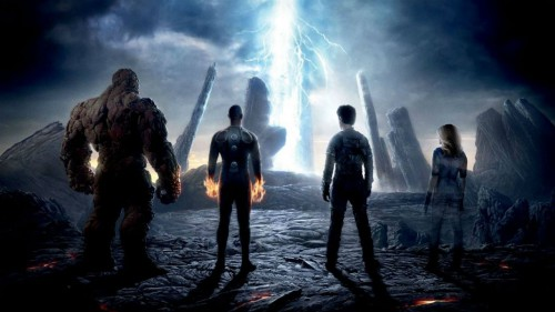 Fantastic 4 Fant4stic 2015 Blu-ray Review Szene 5