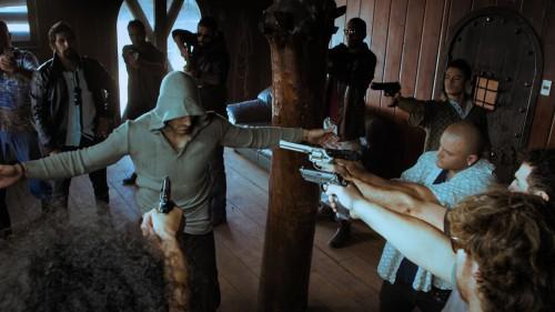 Fist of God - Sie werden für seine Sünden büßen Blu-ray Review Szene 7