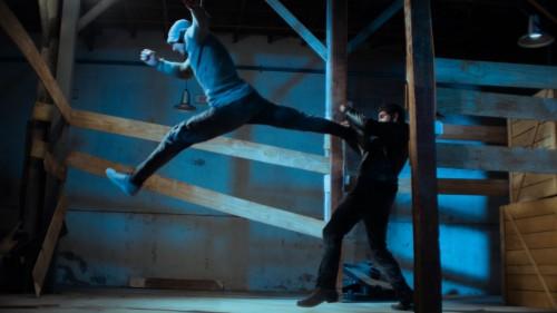 Fist of God - Sie werden für seine Sünden büßen Blu-ray Review Szene 1