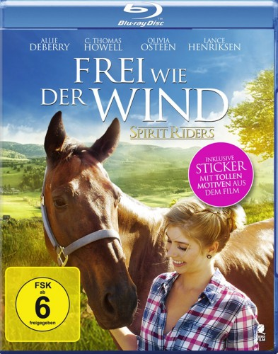Frei wie der Wind Blu-ray Review Cover