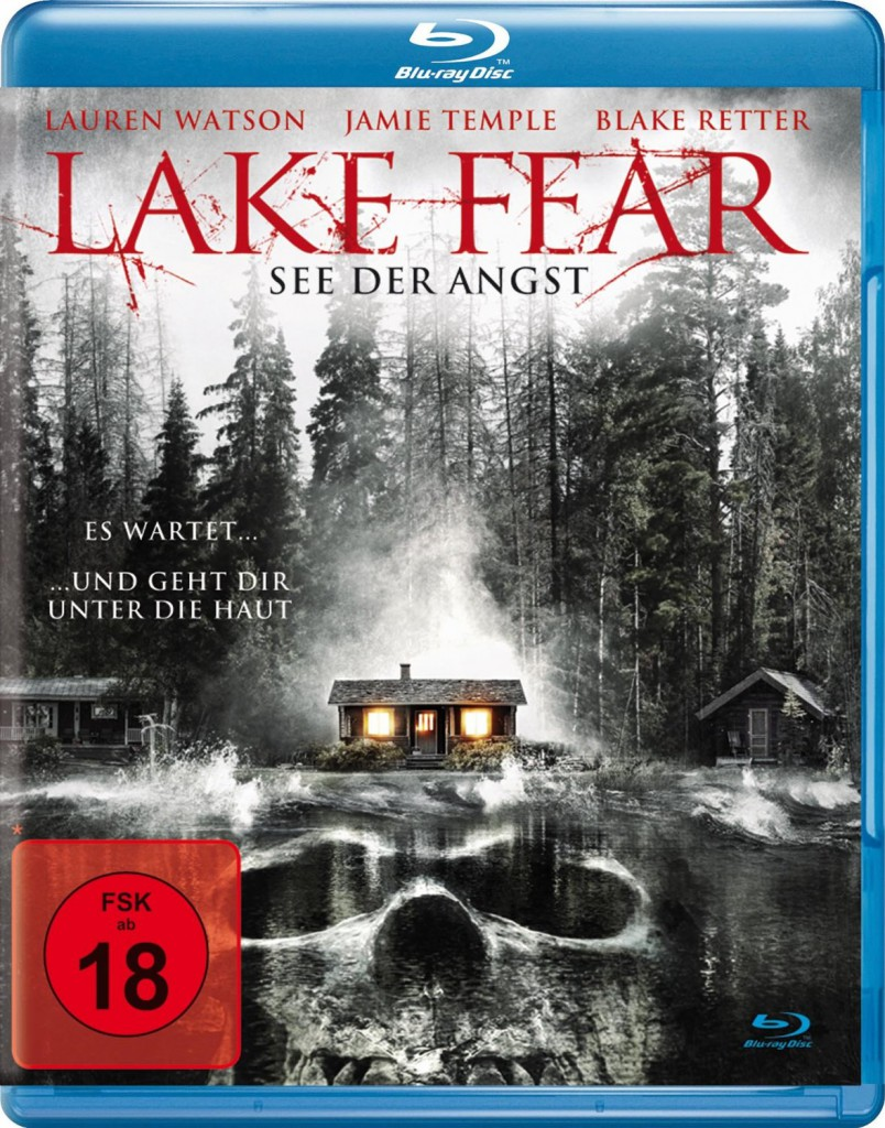 Lake Fear See der Angst Blu-ray Review cover