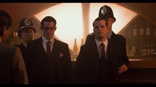Lebend of the Krays - Teil 1 Der Aufstieg Blu-ray Review Szene 5