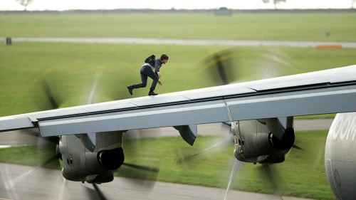 Mission Impossible - Rogue Nation Blu-ray Review Szene 5