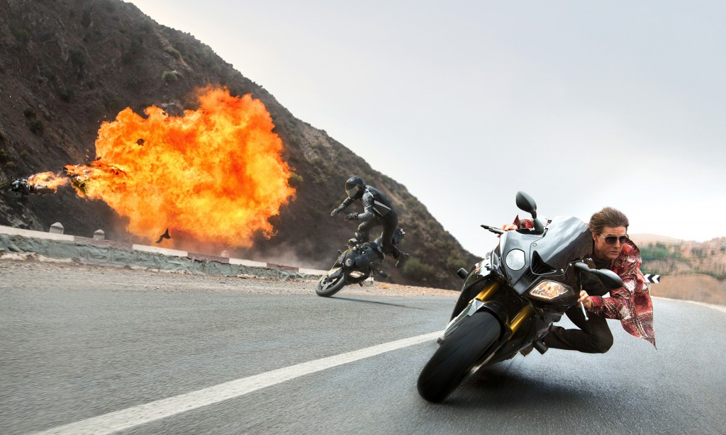 Mission Impossible - Rogue Nation Blu-ray Review Szene 6