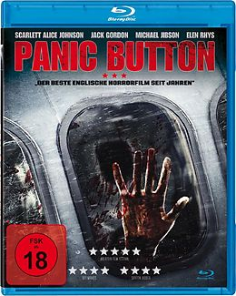 Panic Button Blu-ray Review Cover