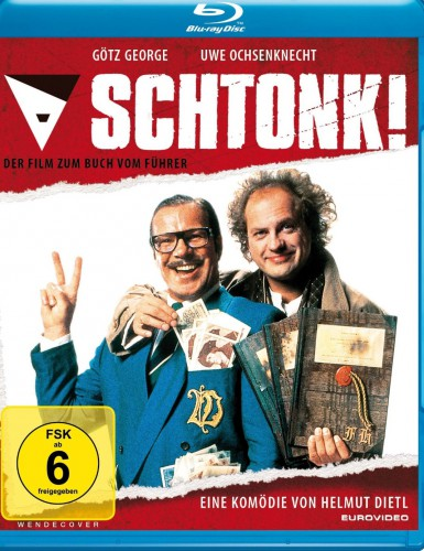 Schtonk! Blu-ray Review Cover