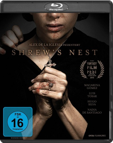Shrew's Nest Blu-ray Review Cover