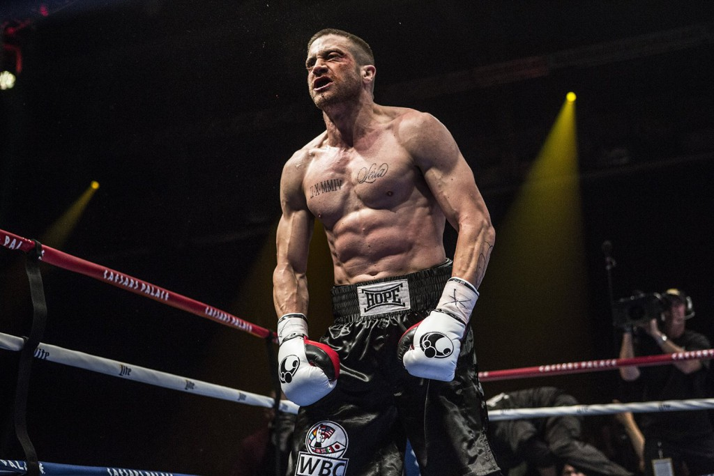 Southpaw Blu-ray Review Szene 1