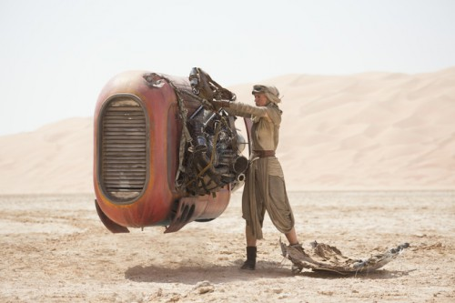 Star Wars - Das Erwachen der Macht Blu-ray Review Szene 10