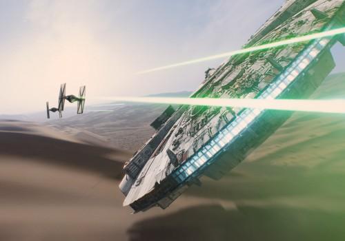 Star Wars - Das Erwachen der Macht Blu-ray Review Szene 1