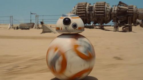 Star Wars - Das Erwachen der Macht Blu-ray Review Szene 4