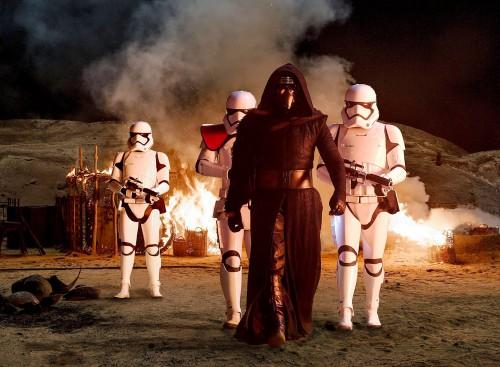Star Wars - Das Erwachen der Macht Blu-ray Review Szene 5