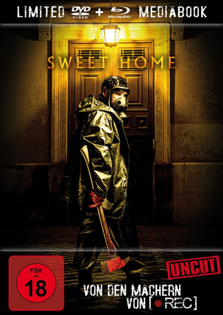Sweet Home - There's no place like home Blu-ray Review Cover