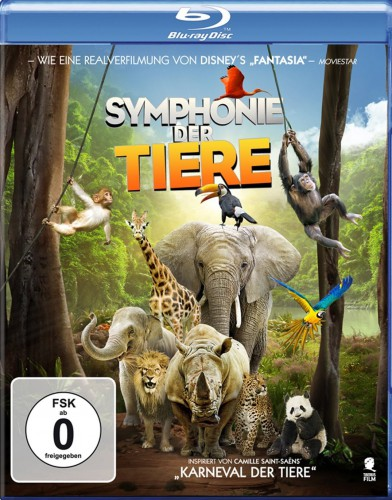 Symphonie der Tiere Blu-ray Review Cover