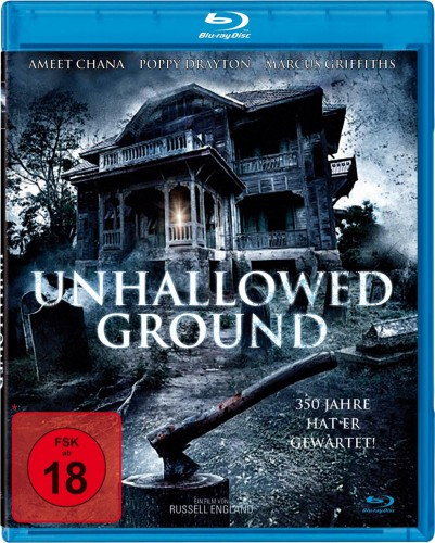 Unhallowed Ground Blu-ray Review Cover