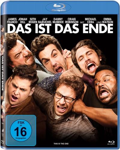 das ist das ende Blu-ray Review Cover