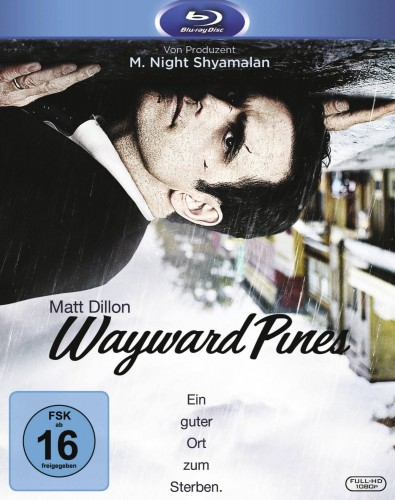 wayward pines Season 1 komplette Serie Blu-ray Review Cover