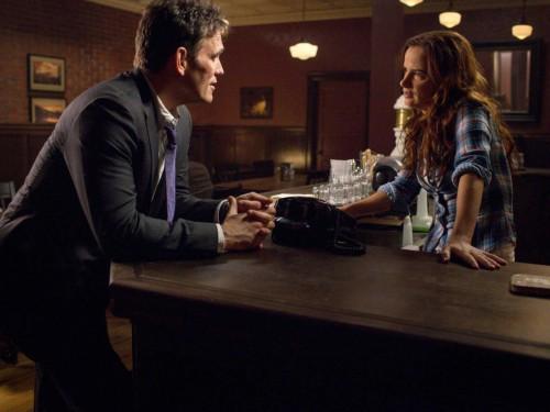 wayward pines Season 1 komplette Serie Blu-ray Review Szene 3