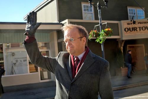 wayward pines Season 1 komplette Serie Blu-ray Review Szene 5
