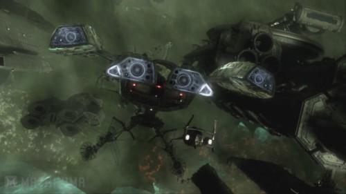 Battlestar - Galactica Blood & Chrome Blu-ray Review Szene 6