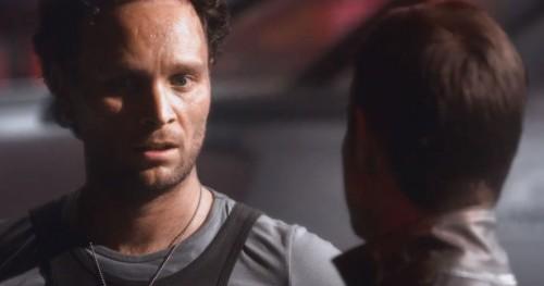 Battlestar - Galactica Blood & Chrome Blu-ray Review Szene 7