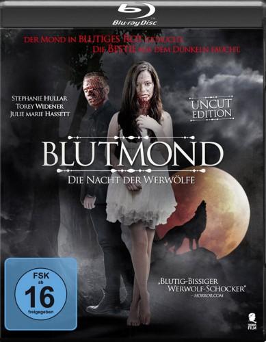 Blutmond - Die Nacht der Werwölfe Blu-ray Review Cover