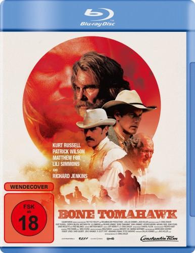 Bone Tomahawk Blu-ray Review Cover