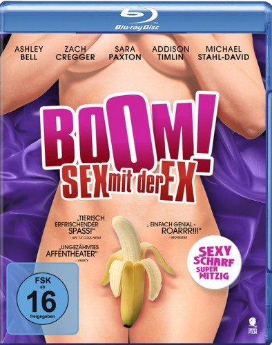 Boom! Sex mit der Ex Blu-ray Review Cover
