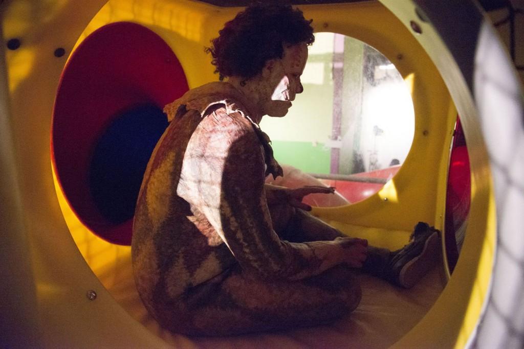 Clown Uncut Blu-ray Review Szene 5