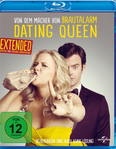 Dating Queen Extended Edition Blu-ray Review Cover