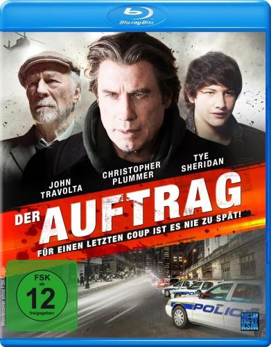 Der Auftrag - Für einen letzten Coup ist es nie zu spät Blu-ray Review Cover