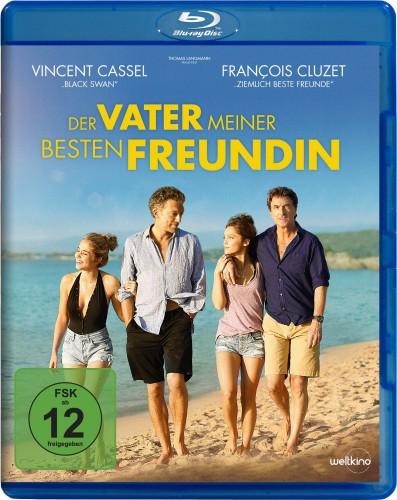 Der Vater meiner besten Freundin Blu-ray Review Cover