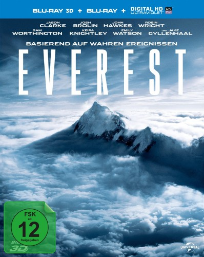 Everest Blu-ray Review Cover