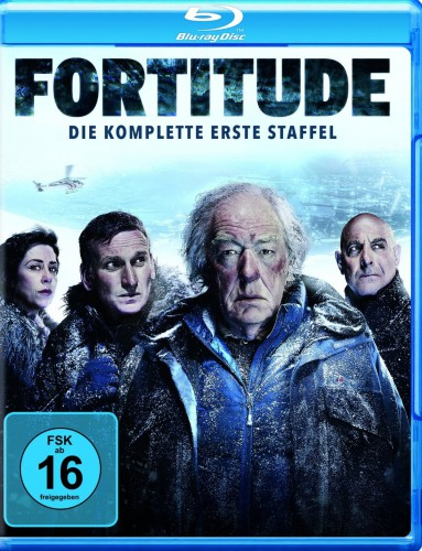 Fortitude - die komplette erste Staffel Blu-ray Review Cover