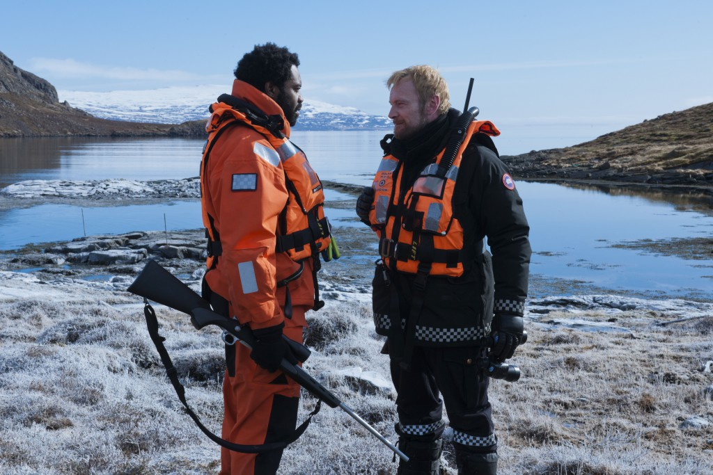 Fortitude - die komplette erste Staffel Blu-ray Review Szene 4