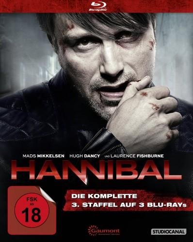 Hannibal die komplette dritte Staffel Season Blu-ray Review Cover