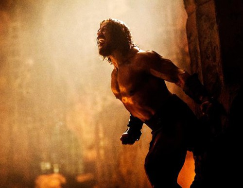 Hercules Extended Cut Blu-ray Review Szene 6