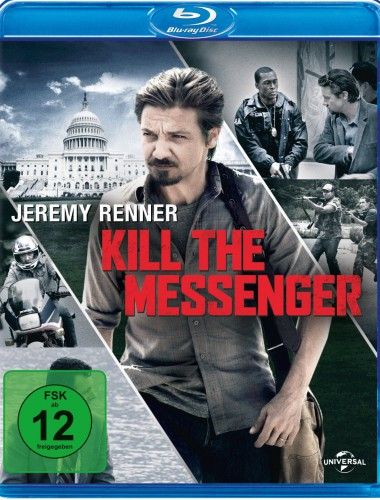 Kill the Messenger Blu-ray Review Cover