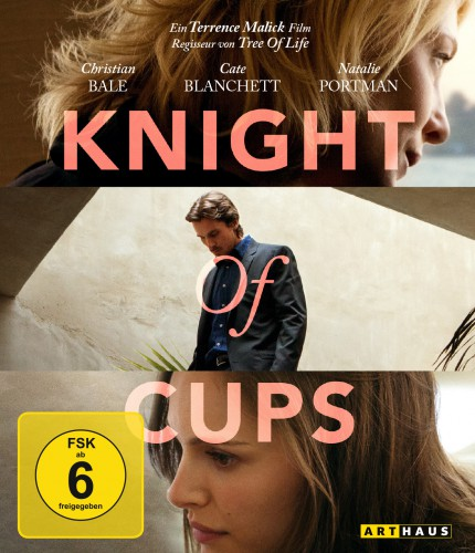 Knight of Cups Blu-ray Review Cover