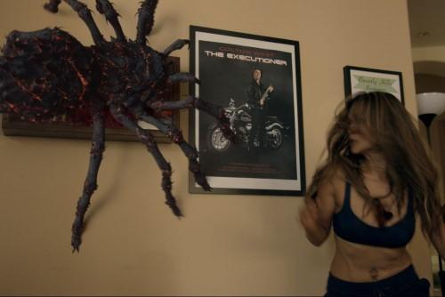 Lavalantula - Angriff der Feuerspinnen Blu-ray Review Szene 1
